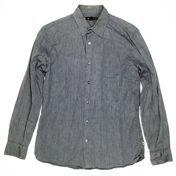 John Varvatos Other - John Varvatos Mens Long Sleeve Button Down Shirt